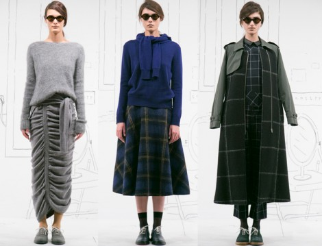 New York Moda Haftası 2014 Band of Outsiders