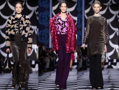 New York Moda Haftası 2014 Diane Von Furstenberg