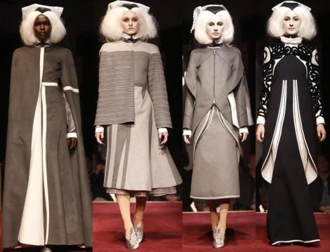 New York Moda Haftası 2014 Thom Browne