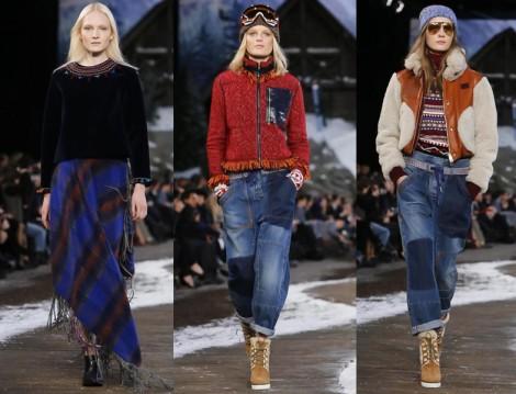 New York Moda Haftası 2014 Tommy Tommy Hilfiger