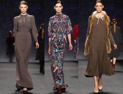 New York Moda Haftası 2014 Vivienne Tam