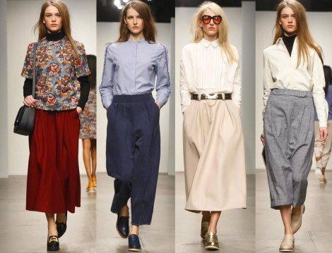 New York Moda Haftası KareN Walker