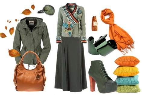 Renkli Kazak Kombinleri