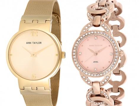 Pırlantalı Saat Modelleri 2014