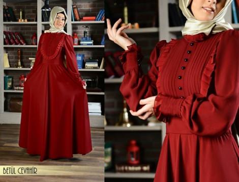 Tesettür Giyim Modelleri 2014 Betül Cevahir