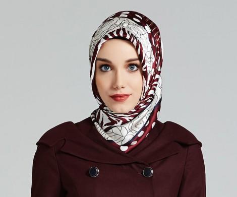 Tuğba Venn 2014 İpek Eşarp Modelleri