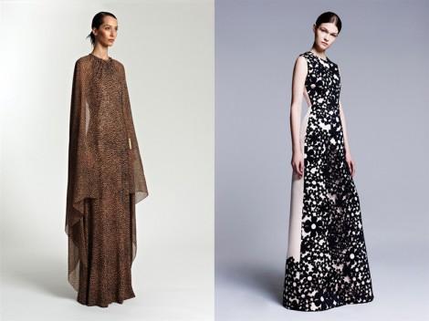 2014 Yazlık Elbise Trendleri ve Modelleri