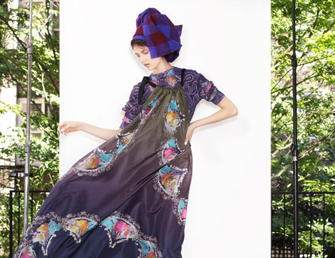 Baharı Özleyenlere 2014 İlkbahar-Yaz Sezonunun Elbise Trendleri