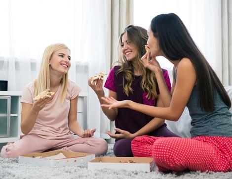En Eğlenceli Pijama Partileri Nasıl Yapılır?