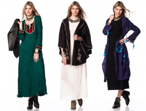 Yeni Trend, Kıyafetlerde Etnik Detaylar