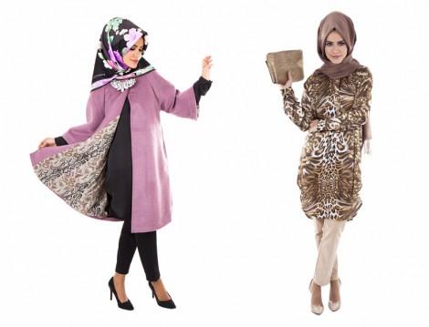 Zehra Uçar Tesettür Giyim Modelleri