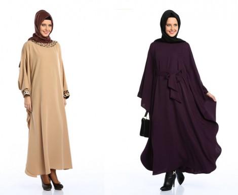 Zeraf Moda Tesettür Giyim Modelleri
