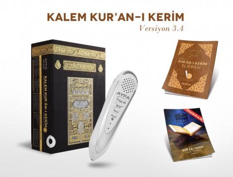 Ayfa Kalem Kur'an ile Kur'an Öğrenin
