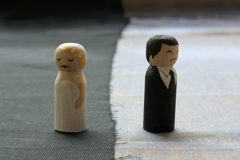 Evliliklerde Boşanma Süreci