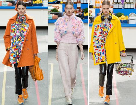 Chanel 2014 Sonbahar Koleksiyonu