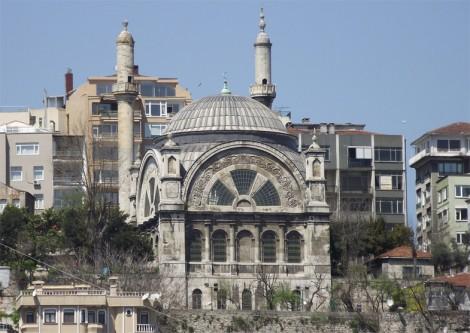 Cihangir Camii Tarihçesi ve Özellikleri
