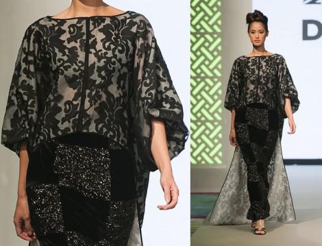Tesettür Abiye Elbise Modelleri 2014 Yaz