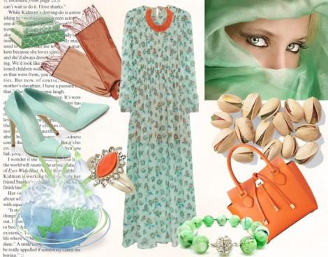 Tesettür Giyim Kombinleri 2014 Yaz