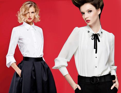 Trend Alarmı: Beyaz Gömlekler