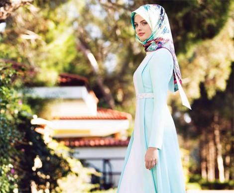 Tesettür Giyim Modelleri 2014 Yaz
