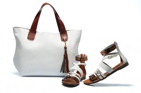 Çanta-Ayakkabı Kombinleri 2014