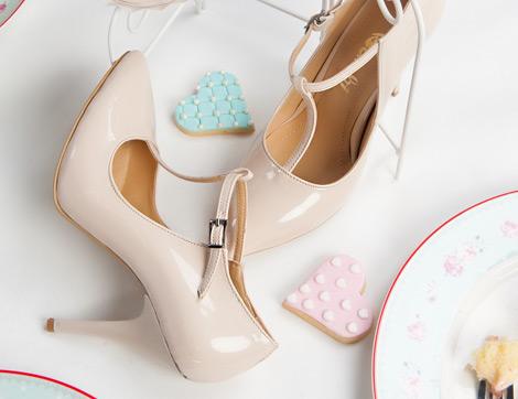 Bu Bir Ayakkabı Defilesidir…