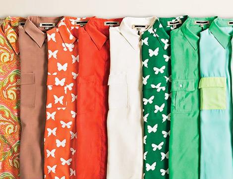 Desenli Gömleklerle Renkli Bir Yaz