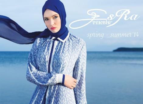 Esra Tekbir 2014 İlkbahar Yaz Koleksiyonu