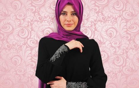 Ferace ve Abaya Modelleri 2014 Ferraceci