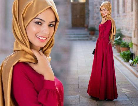 Günlük Maxi Elbise Modelleri