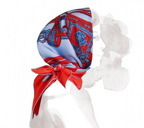 Hermes 2014 İlkbahar-Yaz Eşarp Koleksiyonu