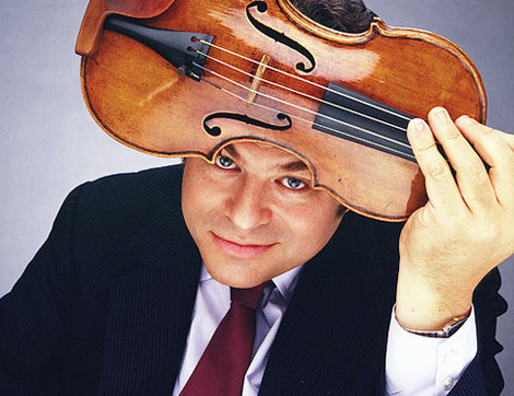 Itzhak Perlman İstanbul'da Konser Verdi