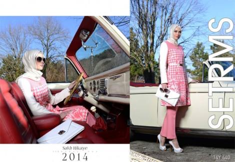 Setrms 2014 İlkbahar Yaz Koleksiyonu