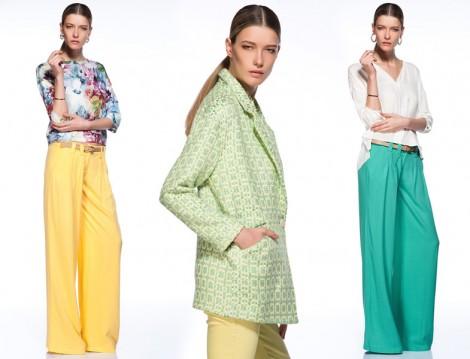 Tesettür Giyim 2014 Yaz Renkleri