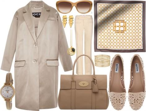 Tesettür Giyim Kombinleri 2014
