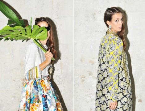 Yazlık Tesettür Giyim Modelleri 2014