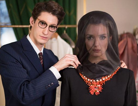 Yves Saint Laurent'in Hayatı Sinemalarda