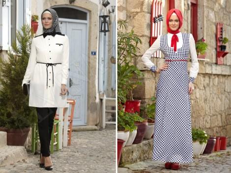 Alvina 2014 Tesettür Giyim Modelleri