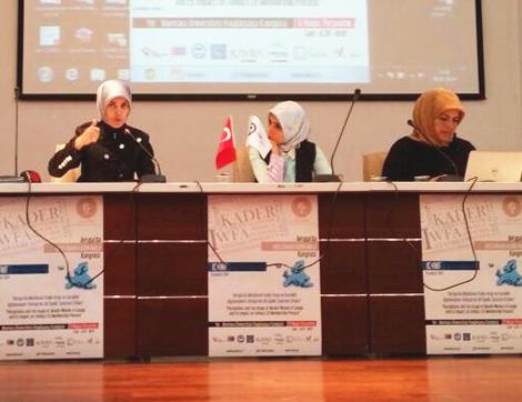 Avrupa'da Müslüman Kadın İmajı Kongresi
