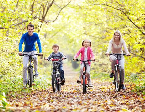 Stres ve Fazla Kilolardan Bisikletle Kurtulun!
