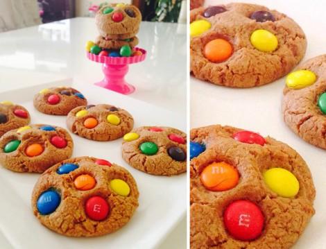 Bonibonlu Kurabiye Tarifi(Cookies)