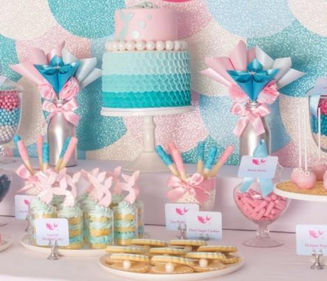 Doğum Günü Masa Süslemeleri