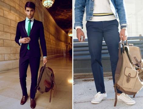 Erkekler Neden Çanta Takmıyorlar
