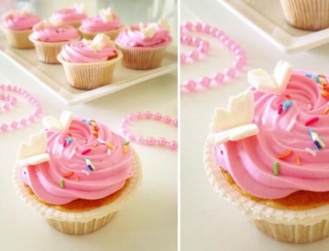 Fındıklı Cupcake Tarifi ve Sunumları