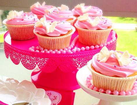 Özel Günleriniz için Fındıklı Cupcake