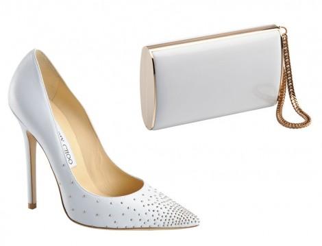 Gelinlik Ayakkabı ve Çanta Modelleri