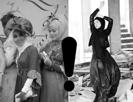 Giyinmiş Ancak Çıplak Kadınlar!