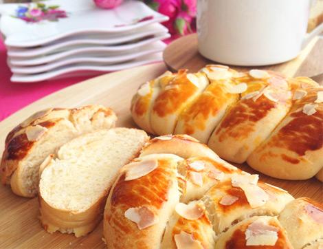 Kokusu Üstünde Paskalya Çöreği