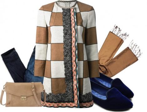 2014 Tesettür Giyim Kombinleri