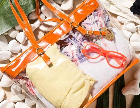 2014 Yazının Trend Plaj Çantaları